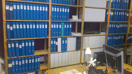 Swedish report archive